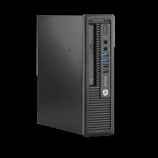 Refurbished HP EliteDesk 800 G1 USDT/ Intel Core i5-4570S 2.90GHz/ 8GB RAM/ 320GB HDD/ B