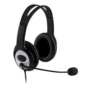 Dynamode DH-660 Headset and Microphone, Dual 3.5mm Jack