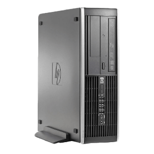 Refurbished HP Compaq Elite 8300 SFF Intel Core i5-3470 [Quad], 4GB RAM, 250GB HDD, DVD, B