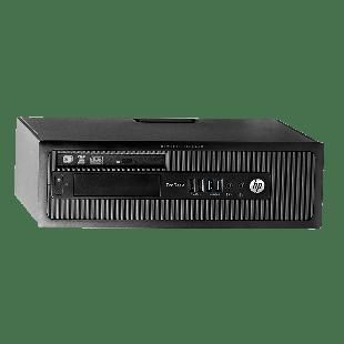 Refurbished HP 600-G1/i5-4590/8GB RAM/500GB HDD/DVD-RW/Windows 10/B