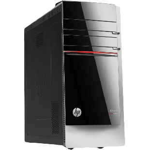 Refurbished HP H8 1170uk/i7 2600/8GB RAM/2TB HDD/GT 545 3GB/DVD-RW/Windows 10 Pro/B