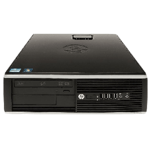 Refurbished HP 8200 Elite SFF i5-2400 3.10GHz, 4GB RAM, 250GB HDD, DVD, B