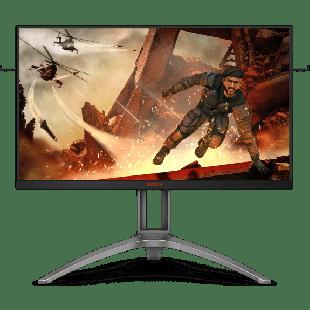 Brand New AOC AG273QX 27-inch Widescreen VA WLED Multimedia Monitor-Black (2560x1440/1ms/2xHDMI/2xDP)
