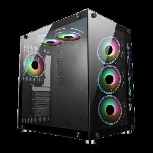 CK - Intel Core i3-10320/16GB RAM/2TB HDD/480GB SSD/RTX 2070 8GB/Gaming Pc