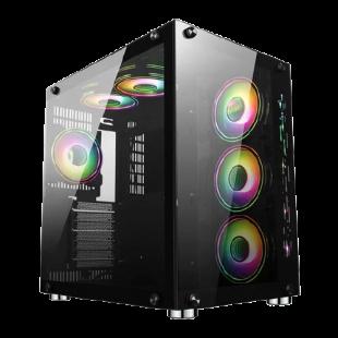 CK - AMD Ryzen 5 5600G/32GB RAM/1TB HDD/120GB SSD/RTX 3080 10GB/Gaming Pc