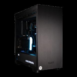 Custom Matte Black Hardline Watercooled Gaming PC/ 3XS Absorbere/ AMD Ryzen 9 5950X/ 32GB RAM/ 2TB SSD/ NVIDIA RTX 3090/ Windows 10 Home