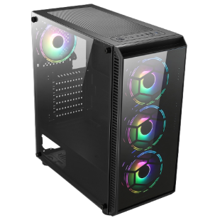 CK - AMD Ryzen 5 5600X/16GB RAM/1TB HDD/120GB SSD/RTX 2070 8GB/Gaming Pc