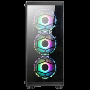 High End Gaming PC/ 3XS Gamer RTX/ AMD Ryzen 7 5800X/ NVIDIA Ampere GeForce RTX 3080/ 16GB RAM/ 1TB SSD+2TB HDD/ Windows 10 Home