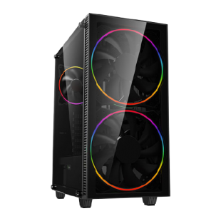 CK - Intel Core i5-10400F/16GB RAM/1TB HDD/120GB SSD/RTX 2060 6GB/Gaming Pc