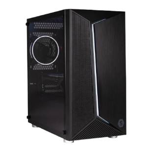 Scan Gamer Gaming PC/ AMD Ryzen 7 3700X/ 8GB RAM/ 6GB EVGA GTX 1660 SUPER/ 1TB SSD/ Windows 10
