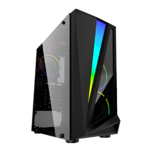 CK - AMD Ryzen 5 5600X/16GB RAM/1TB HDD/120GB SSD/RTX 2060 6GB/Gaming Pc