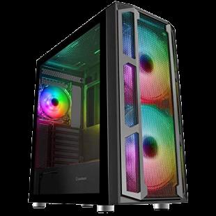 CK - AMD Ryzen 5 5600G/16GB RAM/1TB HDD/120GB SSD/RTX 2070 8GB/Gaming Pc