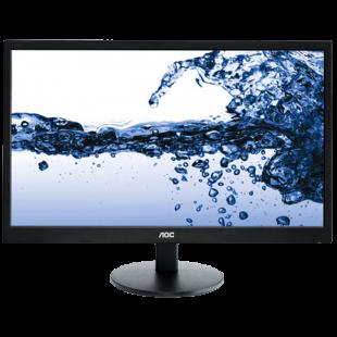 Brand New AOC e2270Swdn 21.5-inch Widescreen TN LED Monitor - Black (1920x1080/5ms/VGA/DVI)