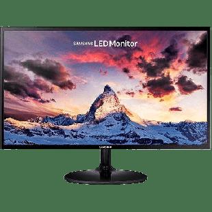 "Samsung 22"" LED Monitor (S22F350FHU), 1920 x 1080, 5ms, VGA, HDMI, VESA"