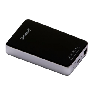 "Intenso 1TB Wireless Memory 2 Move Pro External Hard Drive, 2.5"", USB 3.0, LAN, SD Card Slot"