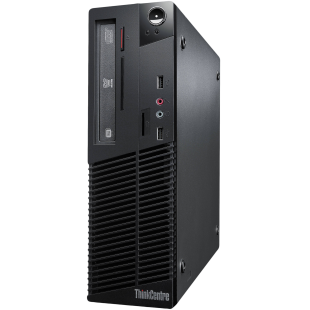Refurbished Lenovo Thinkcentre M91P/i5-2400/4GB RAM/500GB HDD/DVD-RW/Windows 10/B