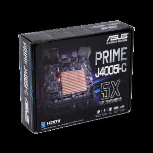 Asus PRIME J4005I-C, Integrated Intel Dual-Core J4005, Thin Mini ITX, 2 DDR4, M.2, VGA, HDMI, Serial Port