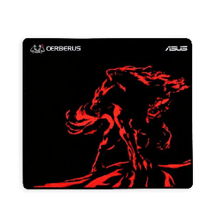 Asus Cerberus Plus Gaming Mouse Pad - Black & Red