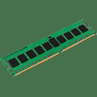 Kingston 8GB, DDR4, 2400MHz (PC4-19200), CL17, DIMM Memory, Single Rank