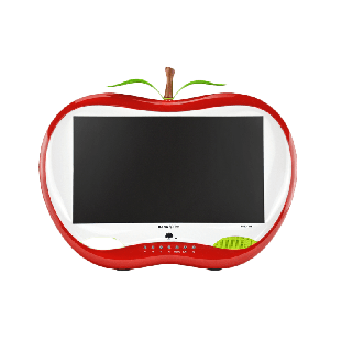 "Hannspree HANNSapple 18.5"" LED TFT, 1366 x 768, 5ms, VGA, HDMI, Speakers, VESA"