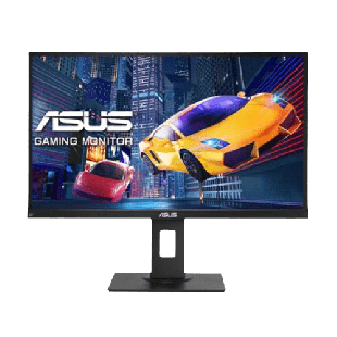 "Asus 27"" IPS LED Gaming Monitor (VP279QGL), 1920 x 1080, 1ms, VGA, HDMI, DisplayPort, FreeSync, Speakers, VESA"