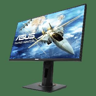 "Asus 24.5"" Gaming Monitor (VG258QR), 1920 x 1080, 0.5ms, HDMI, DP, DVI, G-SYNC, VESA"