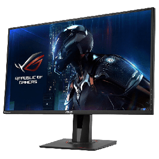 "Asus 27"" ROG Swift 2K WQHD Gaming Monitor (PG278QE), 2560 x 1440, 1ms, HDMI, DP, 165Hz, G-SYNC, VESA"