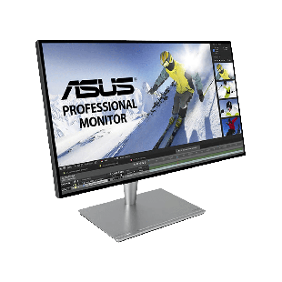 "Asus ProArt 27"" WQHD Business Monitor (PA27AC), IPS, 2560 x 1440, 5ms, DP, 2 HDMI, Thunderbolt, Speakers, Frameless, VESA"