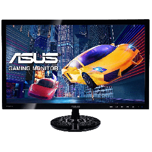 "Asus 24"" Gaming Monitor (VP248H), 1920 x 1080, 1ms, VGA, HDMI, Speakers, VESA"