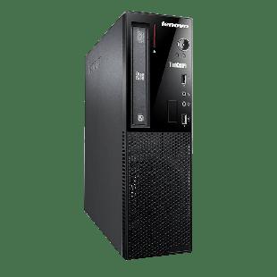 Refurbished Lenovo ThinkCentre Edge 72/G2030/4GB RAM/250GB HDD/DVD-RW/Windows 10/B