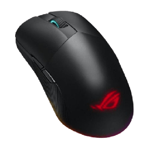 Brand New Asus ROG Pugio II Wired/Wireless/Bluetooth Optical Gaming Mouse/100 - 16000 DPI/Omron Switches/Ambidextrous/RGB Lighting