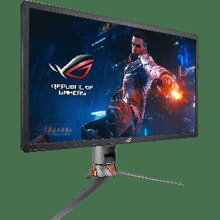 "Asus 27"" ROG Swift 4K UHD Gaming Monitor (PG27UQ), 3840 x 2160, 4ms, HDMI."