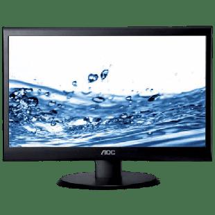 "AOC 21.5"" LED Monitor (E2270SWDN), 1920 x 1080, 5ms, VGA, DVI, VESA."