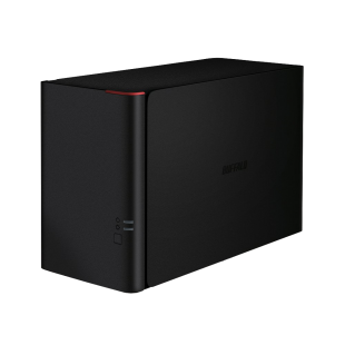 Buffalo 4TB TeraStation 1200 Business Class NAS Drive, (2 x 2TB), RAID 0/1, GB LAN, NovaBACKUP, Hot Swap