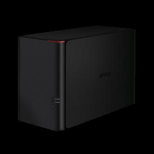 Buffalo 8TB TeraStation 1200 Business Class NAS Drive, (2 x 4TB), RAID 0/1, GB LAN, NovaBACKUP, Hot Swap