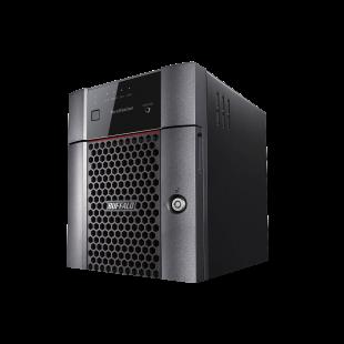 Buffalo 8TB TeraStation 3210DN Business Class NAS Drive, (2 x 4TB), RAID 0, 1, JBOD, GB LAN, NovaBACKUP, Hot Swap
