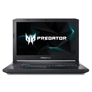 "Refurbished Acer Predator 500/ Intel Core i9-8950HK/16GB RAM/256GB SSD + 1TB HDD/1070/17""/Windows 10 Pro , A"
