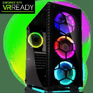 CK - AMD Ryzen 7 2700X/16GB RAM/2TB HDD/480GB SSD/GeForce RTX 2080 6GB/Gaming Pc