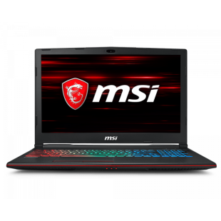 "MSI GP63 Leopard 8RE Intel Core i7 15.6"" LCD Display Gaming Laptop"