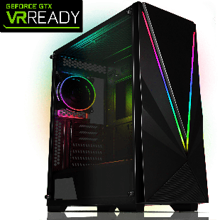 CK - Intel i7-9th Gen/16GB RAM/2TB HDD/240GB SSD/RTX 2060 6GB/Gaming Pc