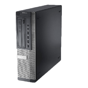Refurbished Dell Optiplex 390/i3-2120/2GB RAM/250GB HDD/DVD-RW/Windows 10/B