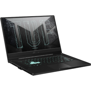 Asus TUF Dash FX516PR Gaming/ Core i7-11370H/ 16GB RAM/ 512GB SSD/ 15.6-Inch/ NO Webcam/ Nvidia RTX 3070 8192MB/ Backlit Keyboard/ Windows 10