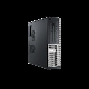 Refurbished Dell Optiplex 990 DT/i5-2400/4GB RAM/250GB HDD/DVD-RW/Windows 10/B
