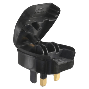 EU Plug to UK Plug Adapter