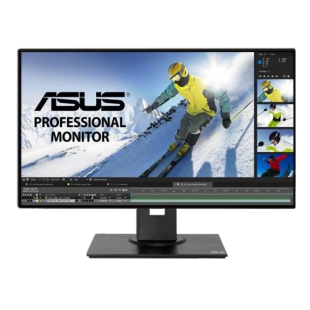 "Asus 23.8"" Professional IPS Monitor (PB247Q), 1920 x 1080, 5ms, 100M:1, HDMI, DP, sRGB, Speakers, VESA"