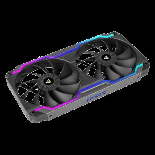 Antec Prizm Cooling Matrix ARGB Dual 12cm Fan Cooler, 2 x 12cm PWM Case Fans, RGB LED Controller
