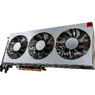 Asus Radeon VII, 16GB HBM2, 7nm, HDMI, 3 DP, 1750MHz Clock, Triple Fan