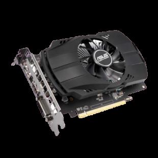 Asus Phoenix RX550, 4GB DDR5, PCIe3, DVI, HDMI, DP, 1183MHz Clock, Compact Design