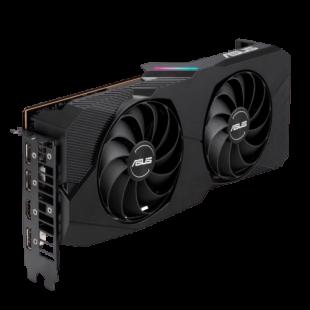 Asus DUAL RX5700 XT EVO OC, 8GB DDR6, PCIe4, HDMI, 3 DP, 1980MHz Clock, NVLink