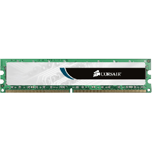 Corsair Value Select 2GB DDR3 1333MHz (PC3-10600) CL9 DIMM Memory